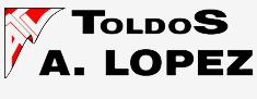Toldos de lona – Toldos A. Lopez Logo